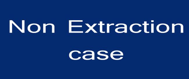 non-extraction-case